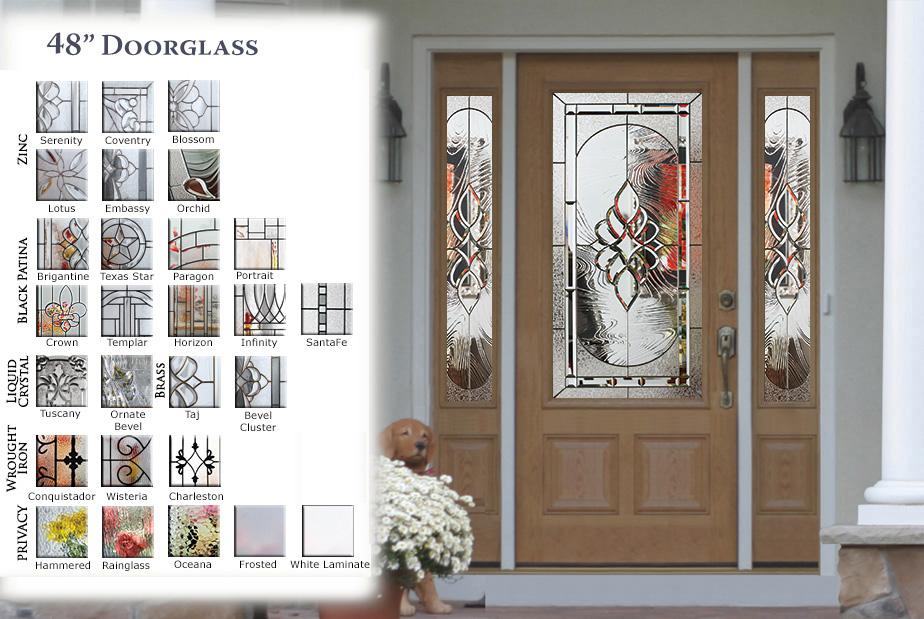 Good RSL Doorglass