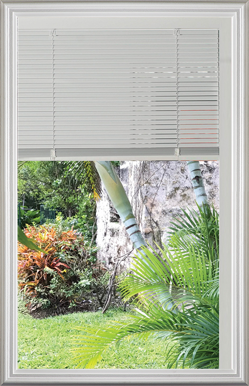 Hurricane Impact Internal Blinds