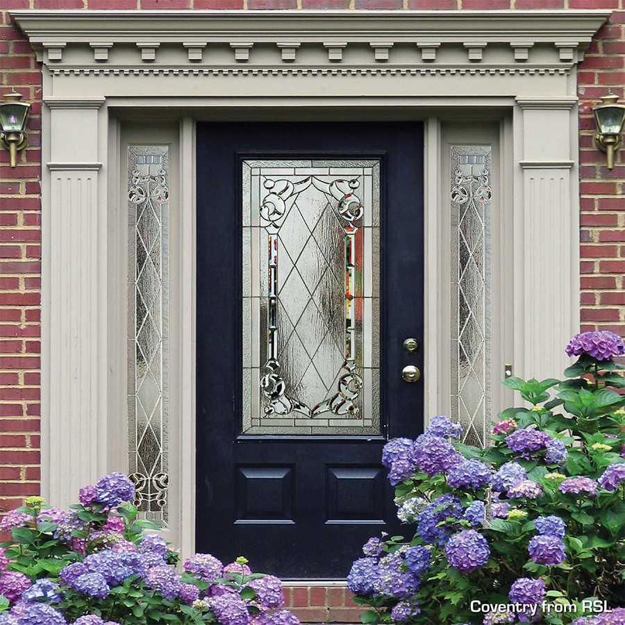 Click On The Thumbnails Below To View Samples Of Homes With RSL Decorative  Doorglass.
