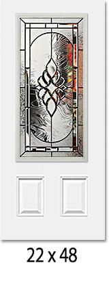 Brigantine Rsl Doorglass